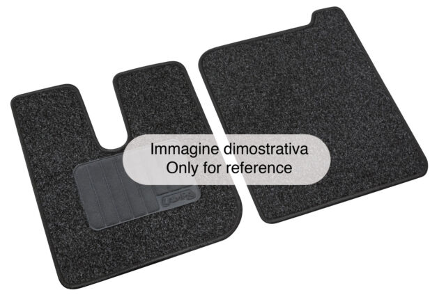 truck black ip hd mat floor armor mats coverage full rubber all walmart com