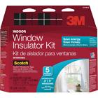 3M Indoor Window Insulator Kit - Pack of 5