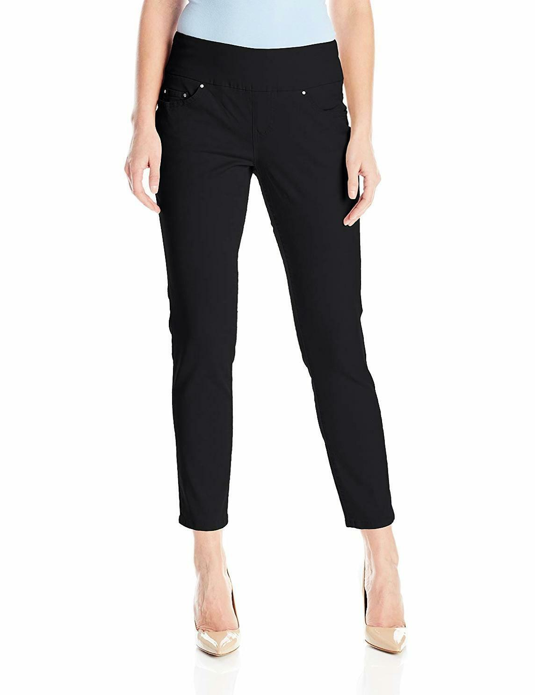 Jag Jeans Petite Women's Amelia Pull-On Slim Ankle Sz 4