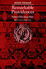 Remarkable Providences: Readings on Early American History by University Press of New England (Paperback, 1991)