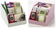 Men Gift Charging Charge Dock Station Cellular Phone Organizer Valet (47680)