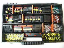 AMP Superseal Stecker Starter-Set 1- 6-polig, Box Auto Motorrad Lkw