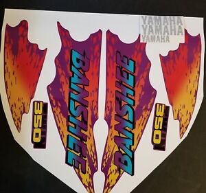 1995-yamaha-banshee-full-graphics-kit-decals-stickers-THICK-AND-HIGH-GLOSS