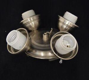 Hampton Bay 52 Quot Ceiling Fan Devron Replacement Parts Light Kit Ebay