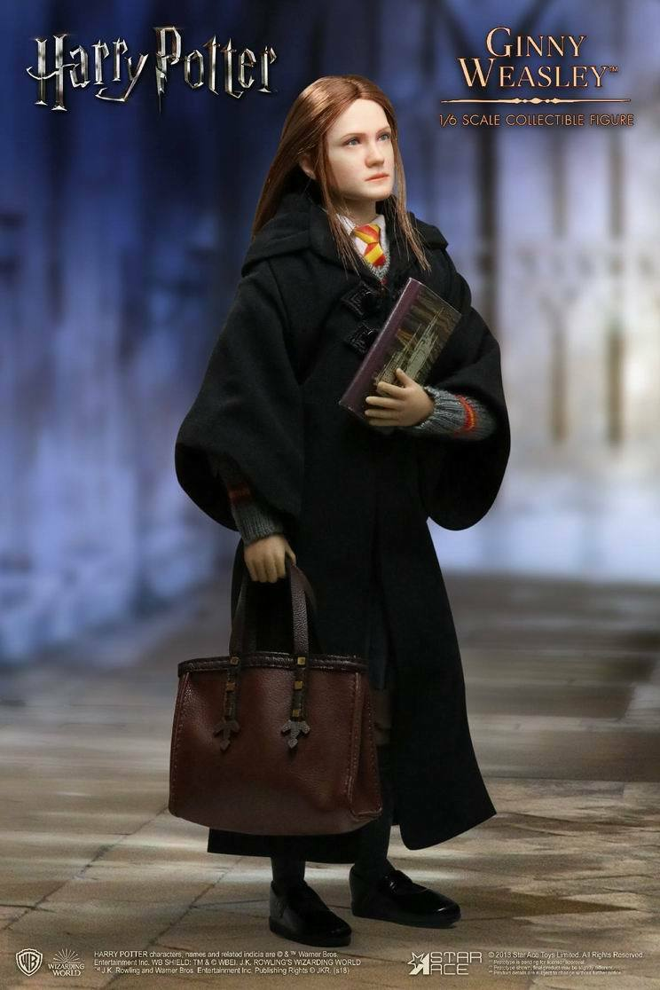 Star Ace Toys 1 6 Harry Potter SA0063 ginnyfigure Coleccionables