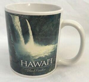 Island-Heritage-2005-Hawaiian-Waterfalls-Mug-Aloha-Honolulu-Coffee-Tea-Cup