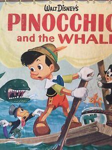Little-Golden-Book-Walt-Disneys-Pinocchio-and-the-Whale-1961-Disneyana