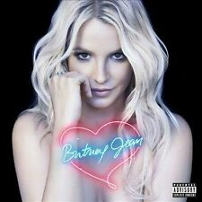 Britney Jean - Britney Spears (BRAND NEW 2013, CD) (PA) Version FREE SHIPPING !!