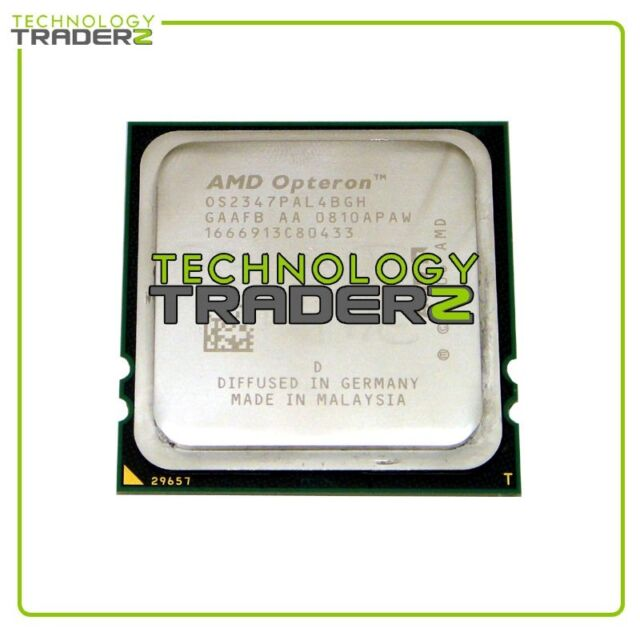 OS2347PAL4BGH AMD Opteron Quad-Core 2347 HE 1.9 GHz Processor