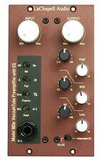 LaChapell Audio Model 583e Mic Preamp & EQ, API 500 Series, Warranty Free SH