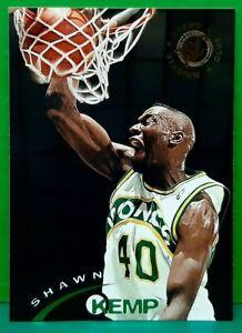 Shawn Kemp regular card 1994-95 Topps Stadium Club #309
