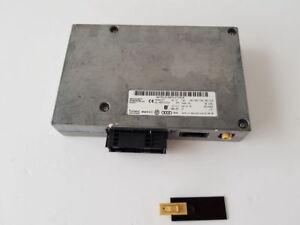 Audi A6 A5 A4 A8 Q7 Mmi 2g Bluetooth Module Telephone 4e0862335