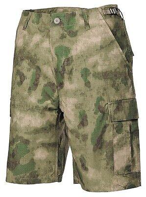 Temperato Mfh Bermuda Pantaloncino Short Uomo Militari Us Bdu Rip Stop Shorts 01513e