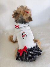 S Winter Penguin Turtleneck T Shirt Dog Dress Knit clothes pet Small PC Dog®