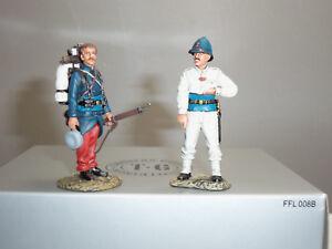 Thomas Gunn Ffl008b La Légion étrangère française descend et me donne 10 figurines