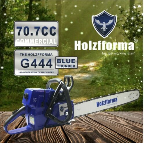 Farmertec Holzfforma G444 MS440 044 tronçonneuse 71CC sans Guide Bar Chaîne Coupante