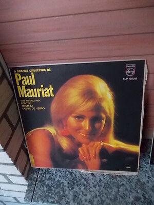 A Grande Orquestra de Paul Mauriat, eine Schallplatte