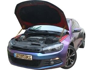 Hood-Shock-Absorber-Bonnet-Strut-Lift-Damper-Kit-Fit-VW-Scirocco-2008-2017