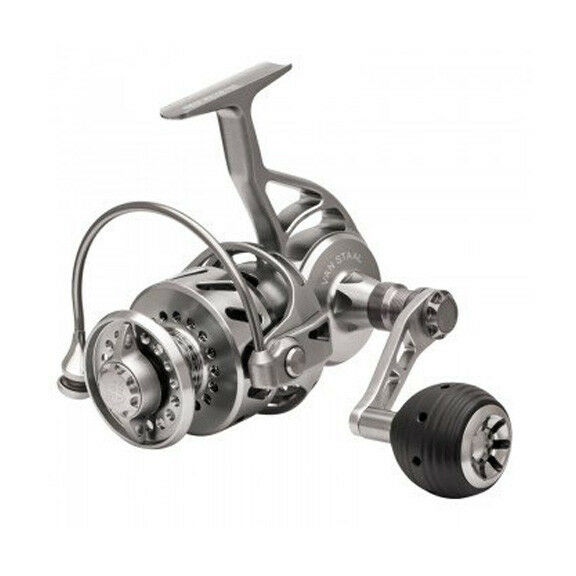 Van Staal VR175 Surf Spinning Hat Reel - Free Van Staal Hat Spinning & FW Tech Shirt d3e126