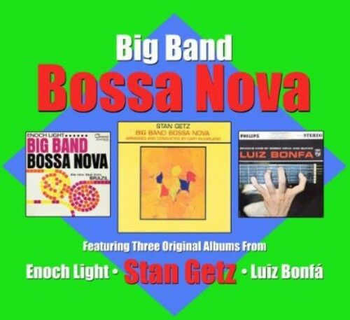 Various Artists - Big Band Bossa Nova / Various [New CD] UK - Import