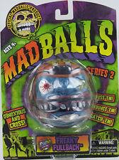 MADBALLS FREAKY FULLBACK Mad Balls MadBall Football Zombie Gross MOC S2 Retired
