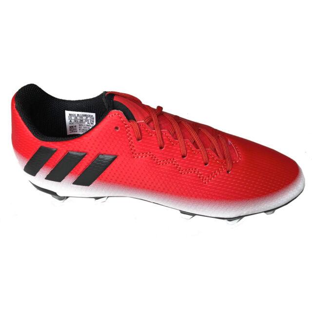 adidas Messi Scarpe da calcio Junior stampi 16.3 FG J UK10 bambini - uk5.5