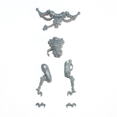 Adeptus Mechanicus Pteraxii Skystalker Torso and Legs D G2858