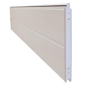h rmann sektionaltor lamelle epu40 2500x2125mm torglied torsection garagentor ebay. Black Bedroom Furniture Sets. Home Design Ideas