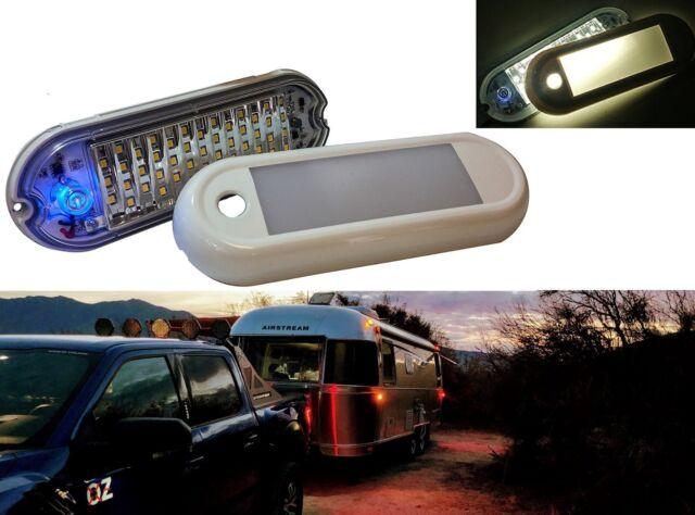 Oz Usa 7 Led Dome Light Dimmer Fixture Marine Rv Motorhome Camper Utility Van For Sale Online Ebay
