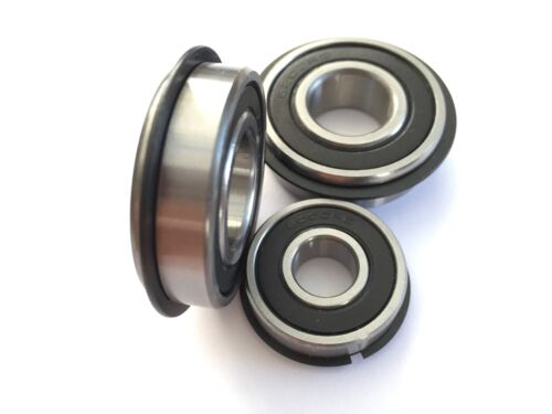 FULL RANGE 6200-6206 2RS NR SNAP RING CIRCLIP HIGH PERFORMANCE BEARINGS