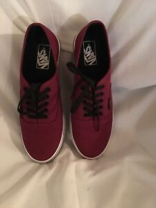 Image is loading Vans-Authentic-Sneakers-Unisex-Classic-Port-Royale-Black- 96836062c