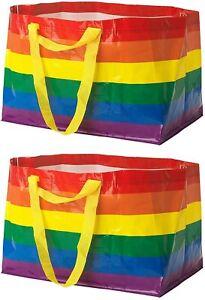 Ikea Pride bag x 2