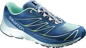 SALOMON-Mantra-blau-Damen-Laufschuhe-Trail-Schuhe-Sportschuhe-Sense