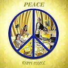 Happy People - Peace CD Columbia