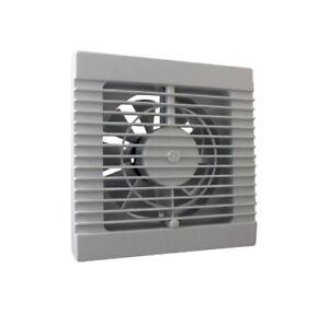 Extractor Fans Bathroom Extractor Fan 150mm 6 With Timer Humidity Sensor Humidistat Wes150h Home Furniture Diy Tallergrafico Com Uy