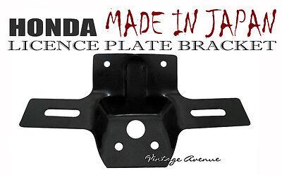 HONDA CZ100 CB92 CS92 C92 C95 CA95 LICENCE PLATE BRACKET TAILLIGHT //// JAPAN