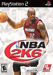 NBA 2K6 (Sony PlayStation 2, 2005)