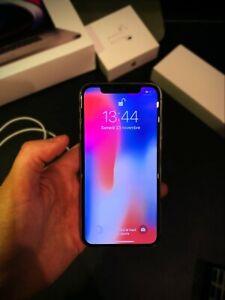 Apple-iPhone-X-256-Go-Argent-Desimlocke-A1901