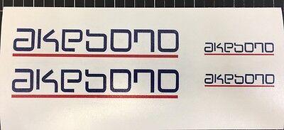 Any Color Vinyl Decal Sticker Saleen Brake Caliper HIGH TEMP SET OF 6
