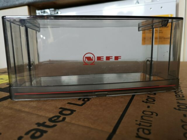 Genuine Neff K4316X0GB Fridge Top Upper Door Shelf Rack Tray & Lid