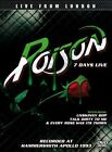Live from London by Poison (DVD, Mar-2013, The Store for Music)