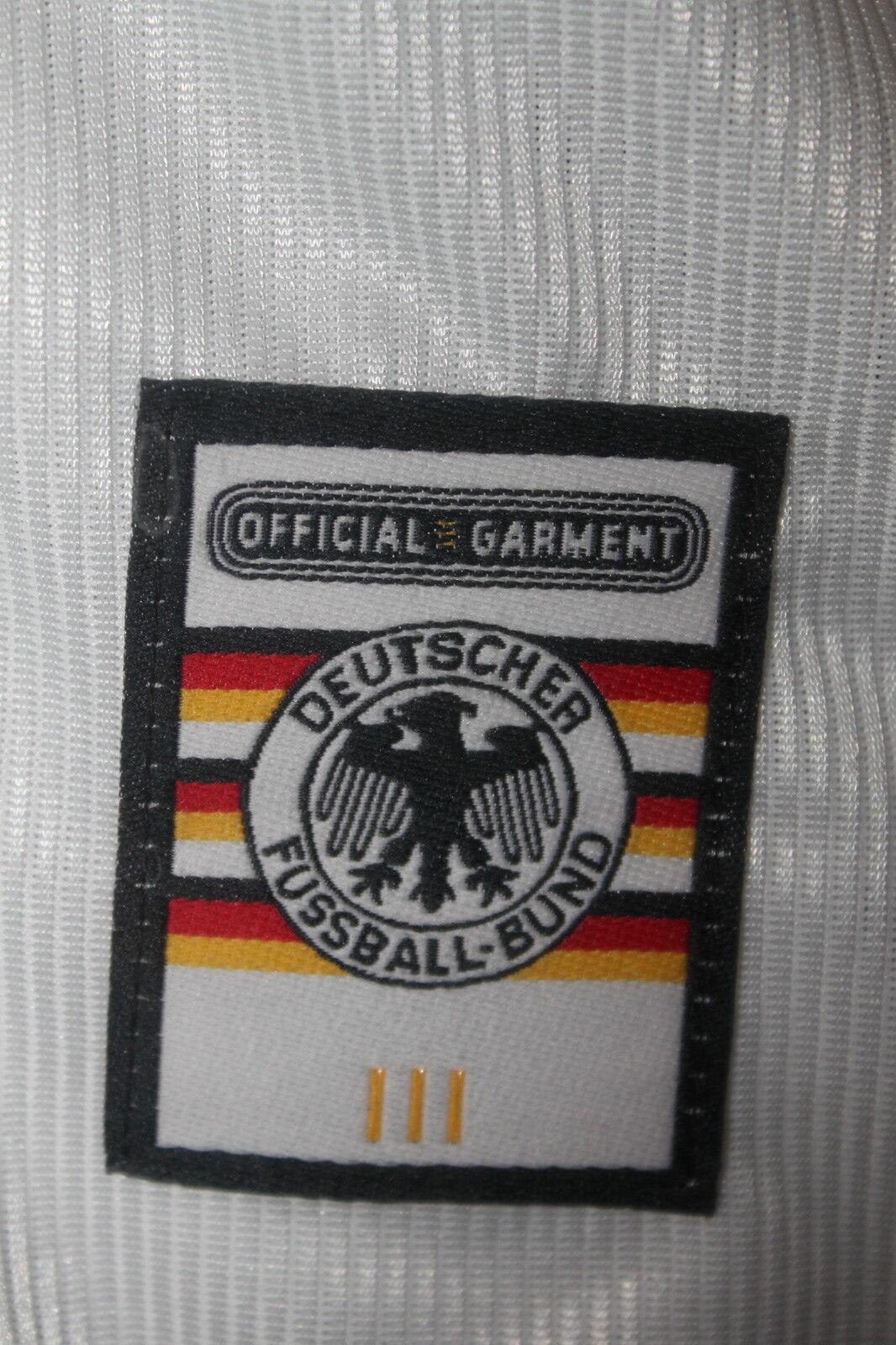 Sponsorentrikot WM 2006 2006 2006 für Verbände National und International mit Rahmen 598f36