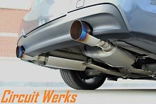 BMW N54 335i E-Series E90 E92 Twin Turbo Catback Exhaust System 335 i Mufflers