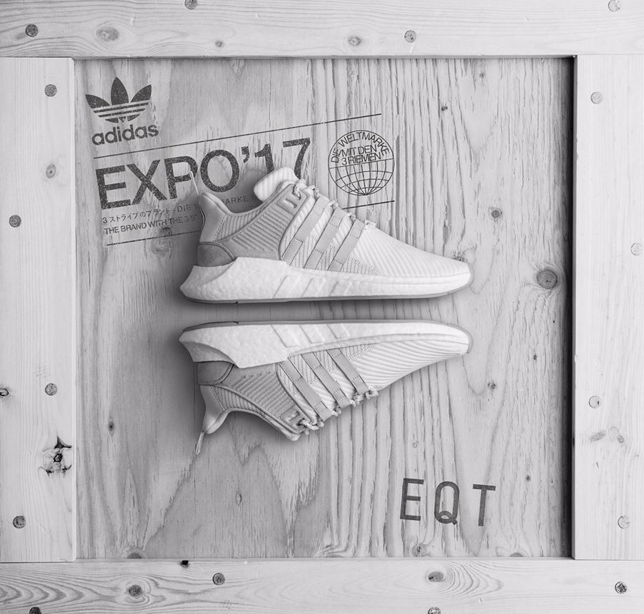 1/200 - Adidas EQT 93/17 Boost - Sz. 6 - ComplexCon - Archives Oddities