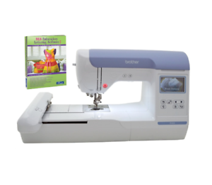 BROTHER-PE800-PE-800-5X7-Embroidery-Machine-Plus-BES2-Software-Bundle