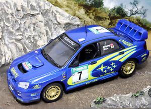COLLETTORE-di-Auto-da-Rally-Subaru-Impreza-WRC-NEW-ZEALAND-RALLY-2003-Solberg-1-43-modello