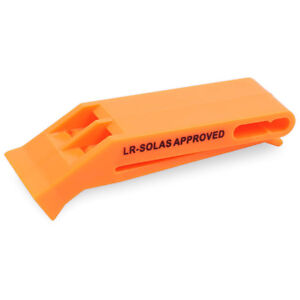 pack of 5 DofE Hiking Emergency WHISTLE - Emergency Distress Survival