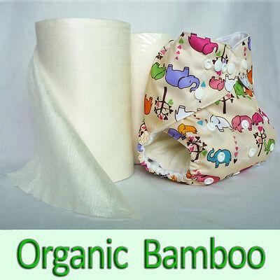 Alva Biodegradable Flushable Diaper Liner 100 sheet In One Roll for Cloth Diaper