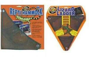 Zoo Med Lizard Ladder Amp Repti Hammock Small Or Large