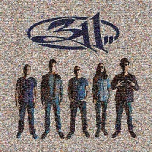 311 Mosaic New Vinyl LP Album